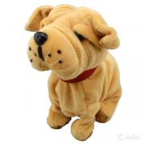 Игрушка интерактивная собака Шарпей