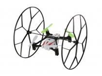 Квадрокоптер на радиоуправлении SkyWalker Roller Белый
