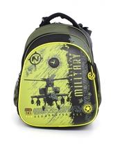 Школьный рюкзак Hummingbird Teens T31 Mission Military
