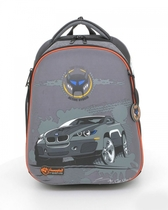 Школьный рюкзак  Hummingbird Teens T5 Wolf Style