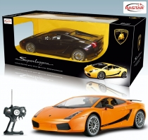 Машина на радиоуправлении Lamborghini Superleggera 1:14