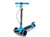 Детский трёхколёсный самокат scooter Twist