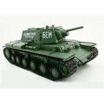 Радиоуправляемый танк Heng Long Russia КВ-1 с дымом 3878-1