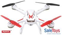 Квадрокоптер радиоуправляемый Syma X54HW FPV с HD камерой