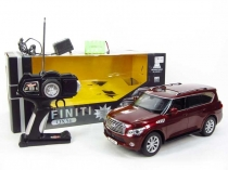 Машина на радиоуправлении Infiniti QX 56 1:16