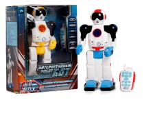 Интерактивный робот Бот BeBoy защитник Вселенной на голосовом управлении