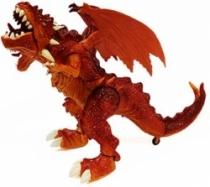 Интерактивный двухголовый робот дракон RCR-018 JoyD Хищник Красный