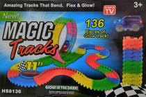 Трасса Magic Tracks 136 деталей + мертвая петля