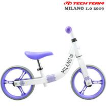 Беговел Tech Team Milano 1.0 2019 Фиолетовый