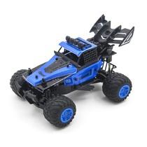 Радиоуправляемая трагги CraZon Blue Ghost/Sprint 2WD 1:28 (сменные колеса и корпус)