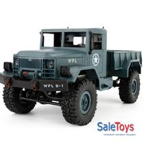 Радиоуправляемый Краулер Aosenma Military Truck 4WD RTR 1:16 B-14-GR