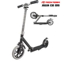 Двухколёсный самокат Tech Team TT Jogger 230 2019 Серый