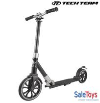 Самокат Tech Team TT Sport Pro 250 мм 2019 Чёрно-серый