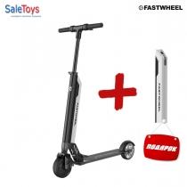 Электросамокат для взрослых Fastwheel F0 250W + Два аккумулятора LG 4.4 А/ч