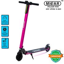 Электросамокат Micar Pulsar Mini 24V 4.4Ah Pink