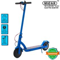 Электросамокат Micar Skyline 36V 7.8Ah Blue