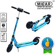 Электросамокат Micar Sprint S2 36V 8.8Ah Blue