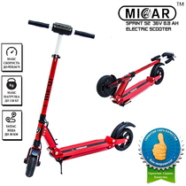 Электросамокат Micar Sprint S2 36V 8.8Ah Red