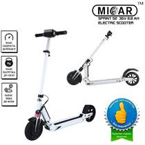 Электросамокат Micar Sprint S2 36V 8.8Ah White
