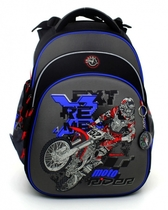 Школьный рюкзак  Hummingbird Teens T75 Moto Rider