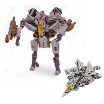 Игрушка робот трансформер самолёт Редспайдер истребитель Play Smart Великий Праймбот 17 см