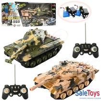 Радиоуправляемый танковый бой масштаб 1:32 27Mhz, 40Mhz - HB-DZ03