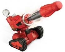 Танк на радиоуправлении Ракетный удар на гусеницах красный стреляет ракетой до 20 метров