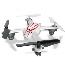 Квадрокоптер на пульте управления Syma X11 Hornet 2.4G белый