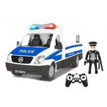 Радиоуправляемый полицейский фургон Double Eagle 2.4G