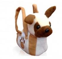 Интерактивный щенок в сумке 7281D