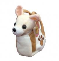 Интерактивный щенок в сумке 7281F