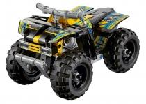 "Конструктор машинка (аналог Lego Technic 42034) ""Квадрацикл"" Decool 148 детали"