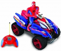 Квадроцикл Человек паук на радиоуправлении
