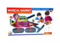 Магнитный конструктор Magical Magnet 56 деталей 7056