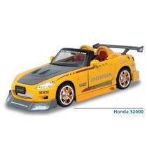 Машина Motormax Honda S2000 1:24 Набор гаражный тюнинг MM75700