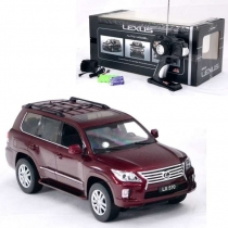 Машина на радиоуправлении Lexus LX 570 1:16