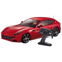 Машинка Ferrari FF (феррари) на радиоуправлении 1:14 Rastar красная