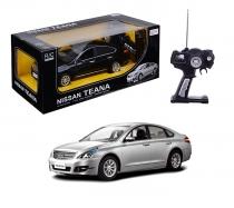 Машинка на радиоуправлении Nisan Teana Rastar 1:14 металлик
