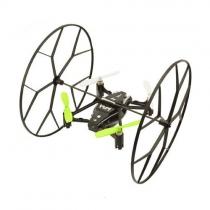 Квадрокоптер на радиоуправлении SkyWalker Roller Чёрный