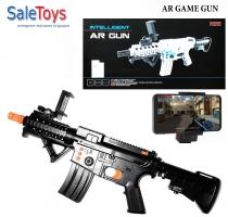 Автомат Intelligent ar gun AR86-1 с дополнительной реальностью black