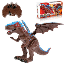 Радиоуправляемый динозавр с крыльями 43 см DINOSAUR SKY TYRANT 842A