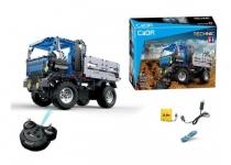 Радиоуправляемый конструктор-грузовик Double Eagle