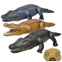 Радиоуправляемый крокодил со световым эффектами RuiCheng 9985