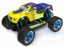 Радиоуправляемый монстр Himoto EXM-16 4WD RTR масштаб 1:16 2.4G - HI4186