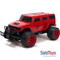 Радиоуправляемый джип Hummer Red Double E 1:14 2.4G