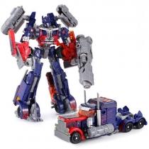 Игрушка робот трансформер Оптимус Прайм Play Smart Великий Праймбот 17 см