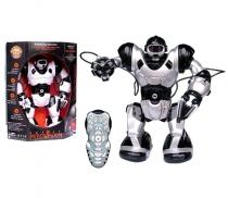 Игрушка интерактивный радиоуправляемый робот Robowisdom