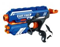 """Пистолет бластер механический """"Blaze Storm"""" 7036A"""