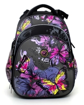 Школьный рюкзак Hummingbird Teens T74 Color Splashes