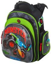 Школьный рюкзак Hummingbird Kids TK44 Monster Truck